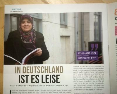 In Deutschland ist es leise